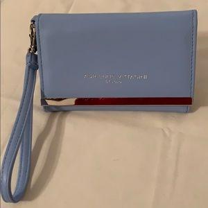 Adrienne Vittadini  wallet Light blue